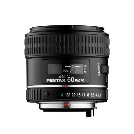 Objectif smc PENTAX-D FA MACRO 50mm f/2,8