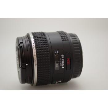 SMC D-FA 645 55mm f/2,8