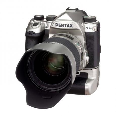 PENTAX K-1 Mark II Silver Edition
