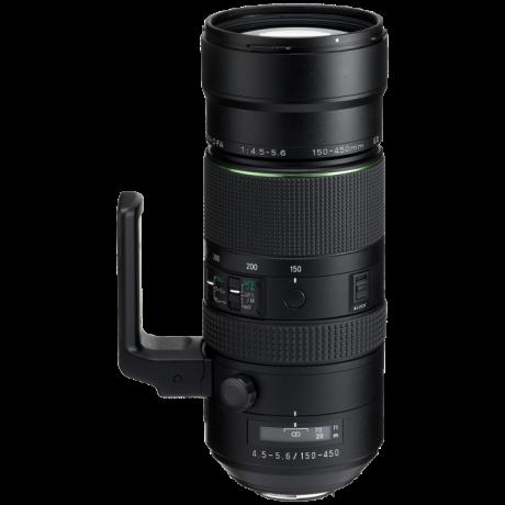 Objectif HD PENTAX-D FA 150-450mm f/4,5-5,6 ED DC AW