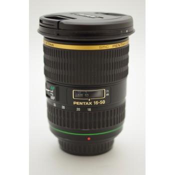 DA 16-50mm f/2,8 ED AL SDM