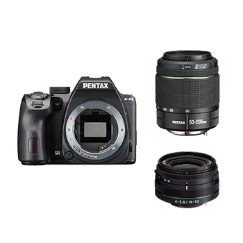 PENTAX K70 noir + HD...