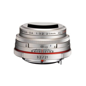Objectif HD PENTAX-DA 21mm...
