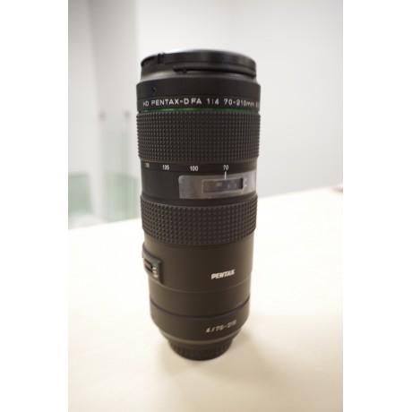 PENTAX HD DF A 70-210mm f/4