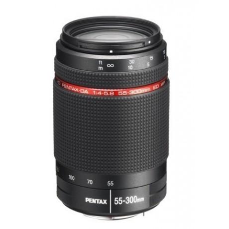 Objectif HD PENTAX-DA 55-300mm F4-5.8ED WR