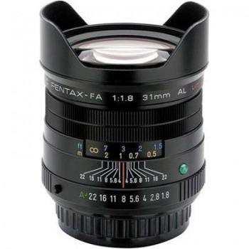 Pentax smc FA 31mm f/1,8 AL...