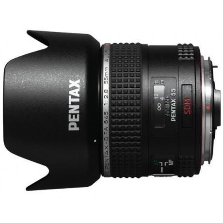 Pentax SMC D-FA 645 55/2,8